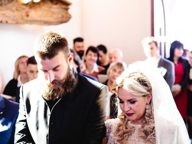 Il matrimonio di Boris e Giulia a Forgaria nel Friuli, Udine 424