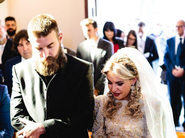 Il matrimonio di Boris e Giulia a Forgaria nel Friuli, Udine 428