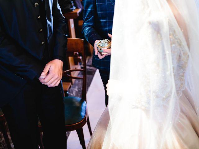 Il matrimonio di Boris e Giulia a Forgaria nel Friuli, Udine 433