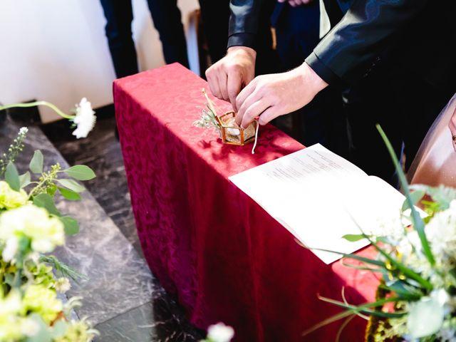 Il matrimonio di Boris e Giulia a Forgaria nel Friuli, Udine 452