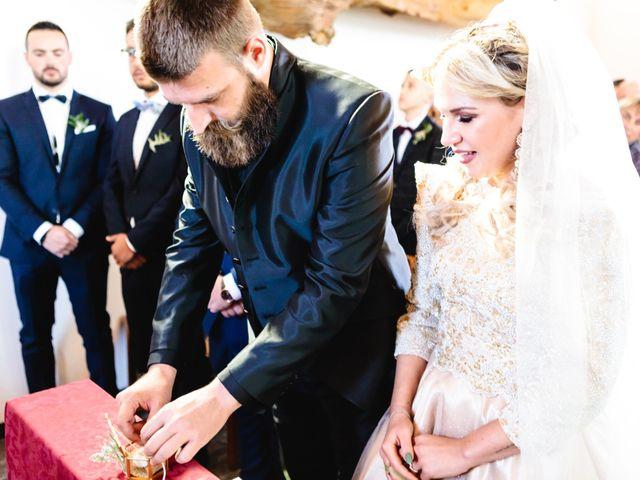 Il matrimonio di Boris e Giulia a Forgaria nel Friuli, Udine 454