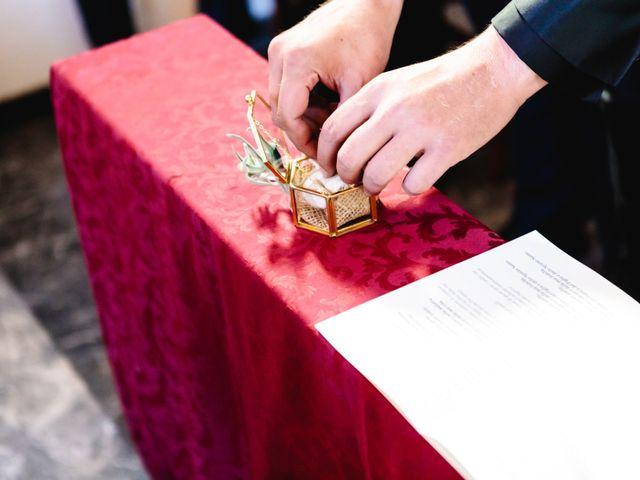 Il matrimonio di Boris e Giulia a Forgaria nel Friuli, Udine 456