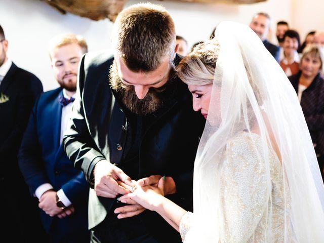 Il matrimonio di Boris e Giulia a Forgaria nel Friuli, Udine 481