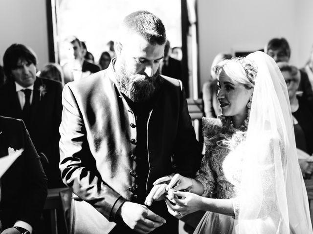 Il matrimonio di Boris e Giulia a Forgaria nel Friuli, Udine 488