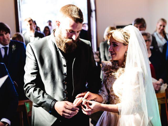 Il matrimonio di Boris e Giulia a Forgaria nel Friuli, Udine 489