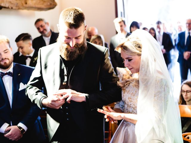 Il matrimonio di Boris e Giulia a Forgaria nel Friuli, Udine 497