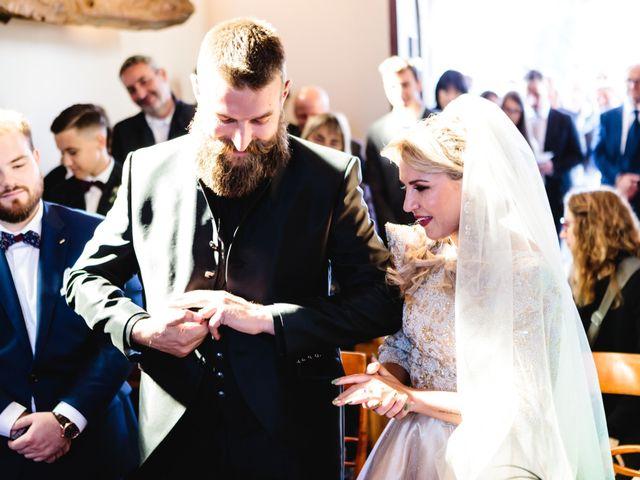 Il matrimonio di Boris e Giulia a Forgaria nel Friuli, Udine 498