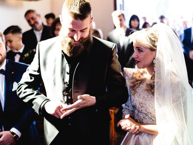 Il matrimonio di Boris e Giulia a Forgaria nel Friuli, Udine 499