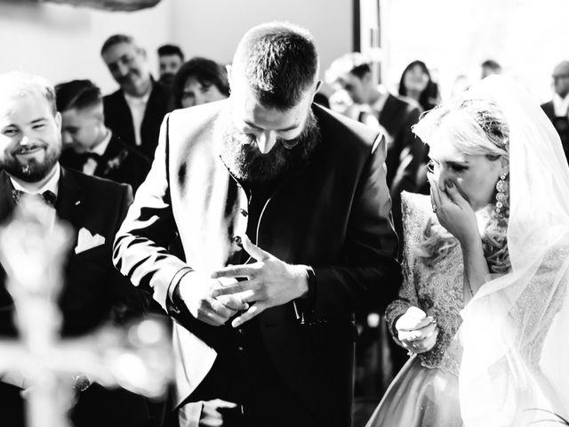 Il matrimonio di Boris e Giulia a Forgaria nel Friuli, Udine 502