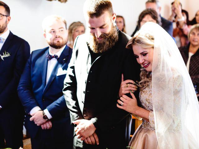 Il matrimonio di Boris e Giulia a Forgaria nel Friuli, Udine 508