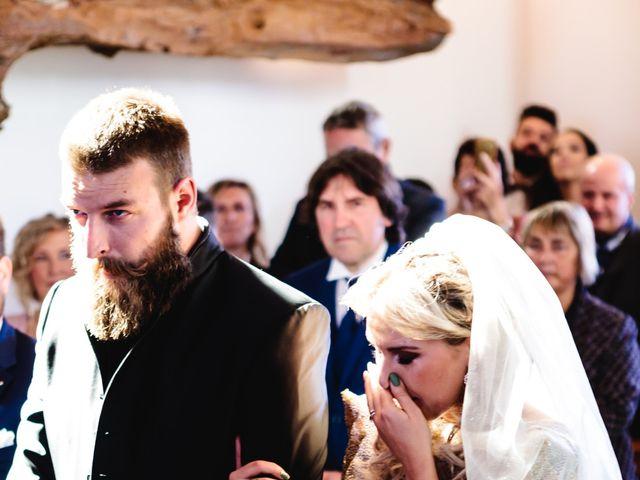 Il matrimonio di Boris e Giulia a Forgaria nel Friuli, Udine 510