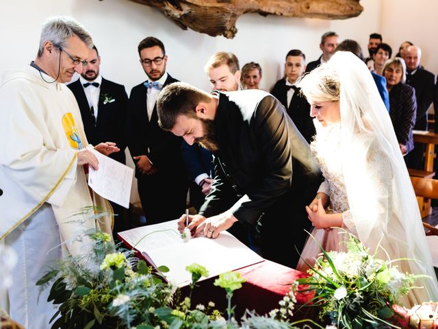 Il matrimonio di Boris e Giulia a Forgaria nel Friuli, Udine 530