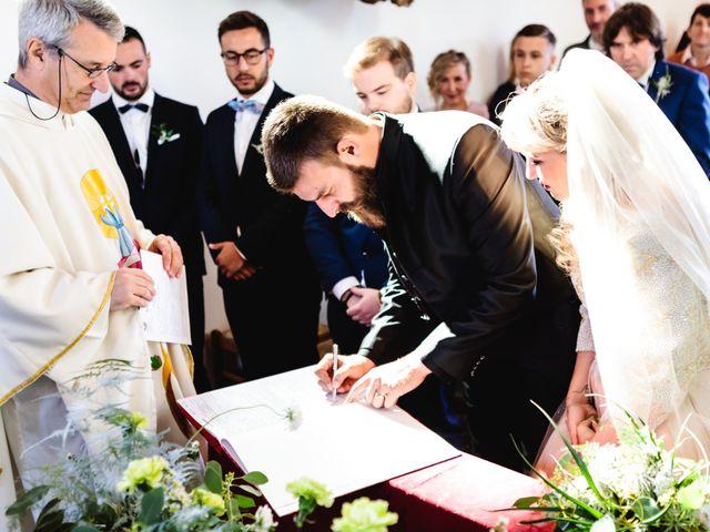 Il matrimonio di Boris e Giulia a Forgaria nel Friuli, Udine 534