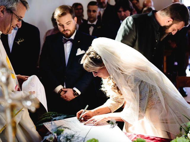 Il matrimonio di Boris e Giulia a Forgaria nel Friuli, Udine 536