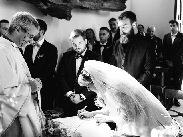 Il matrimonio di Boris e Giulia a Forgaria nel Friuli, Udine 539