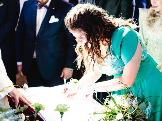 Il matrimonio di Boris e Giulia a Forgaria nel Friuli, Udine 551