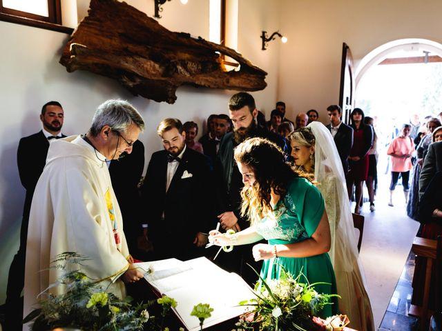 Il matrimonio di Boris e Giulia a Forgaria nel Friuli, Udine 555