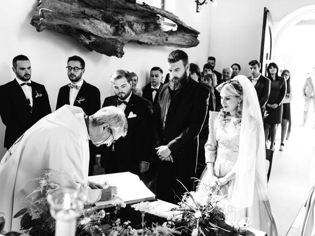 Il matrimonio di Boris e Giulia a Forgaria nel Friuli, Udine 559