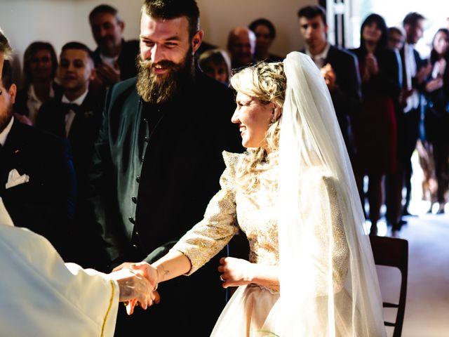 Il matrimonio di Boris e Giulia a Forgaria nel Friuli, Udine 565