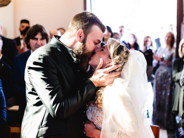 Il matrimonio di Boris e Giulia a Forgaria nel Friuli, Udine 566
