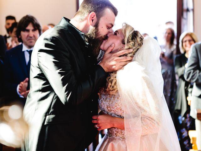 Il matrimonio di Boris e Giulia a Forgaria nel Friuli, Udine 570