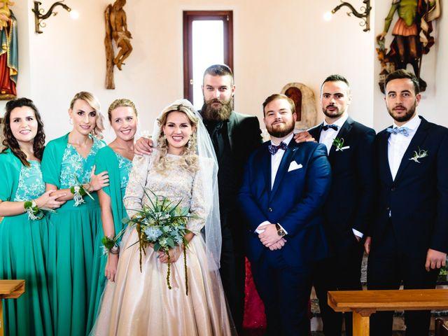 Il matrimonio di Boris e Giulia a Forgaria nel Friuli, Udine 573