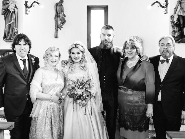 Il matrimonio di Boris e Giulia a Forgaria nel Friuli, Udine 577