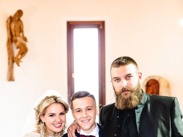 Il matrimonio di Boris e Giulia a Forgaria nel Friuli, Udine 581