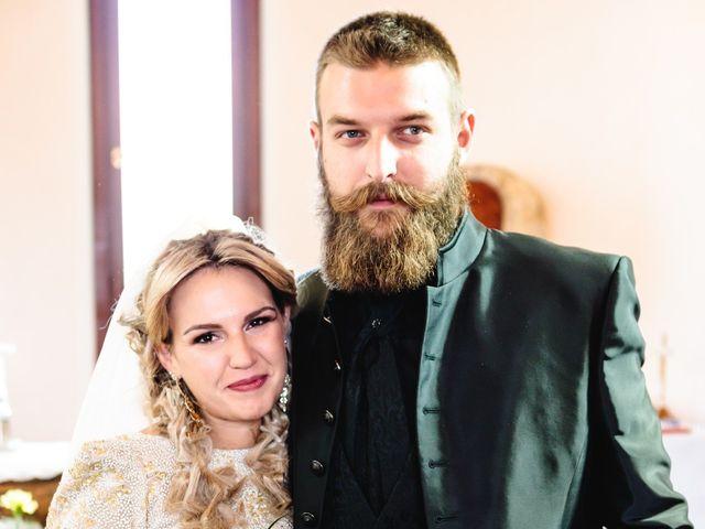 Il matrimonio di Boris e Giulia a Forgaria nel Friuli, Udine 583