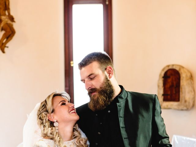 Il matrimonio di Boris e Giulia a Forgaria nel Friuli, Udine 589