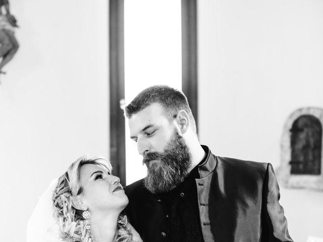 Il matrimonio di Boris e Giulia a Forgaria nel Friuli, Udine 590