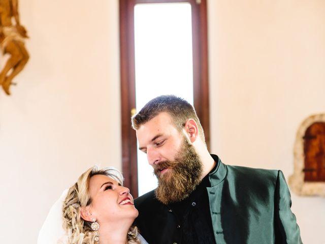 Il matrimonio di Boris e Giulia a Forgaria nel Friuli, Udine 591