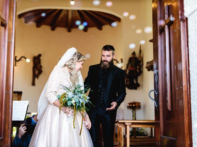 Il matrimonio di Boris e Giulia a Forgaria nel Friuli, Udine 592