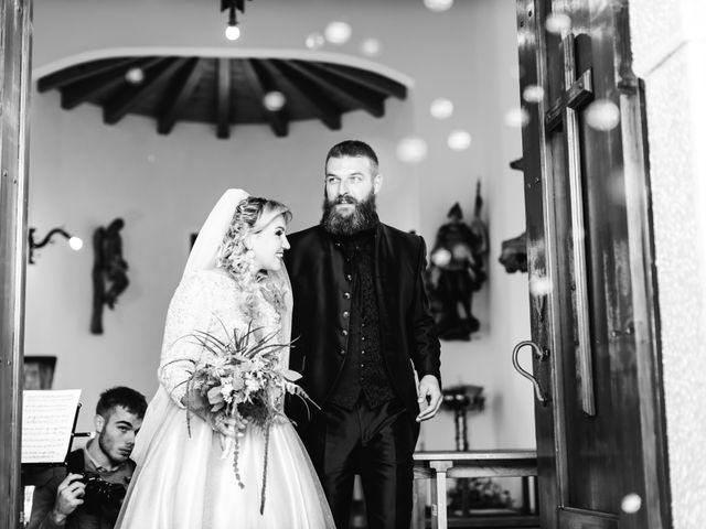 Il matrimonio di Boris e Giulia a Forgaria nel Friuli, Udine 593