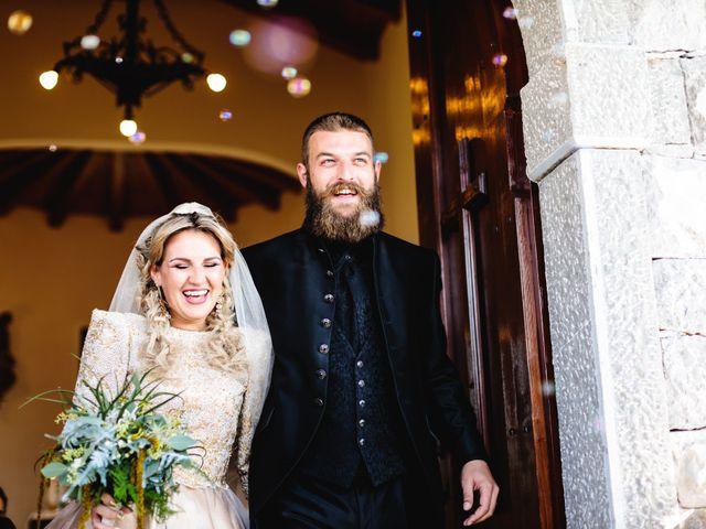 Il matrimonio di Boris e Giulia a Forgaria nel Friuli, Udine 594