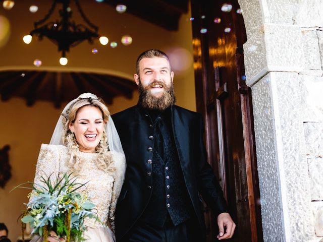Il matrimonio di Boris e Giulia a Forgaria nel Friuli, Udine 595