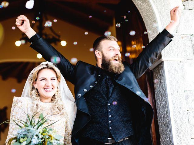 Il matrimonio di Boris e Giulia a Forgaria nel Friuli, Udine 597