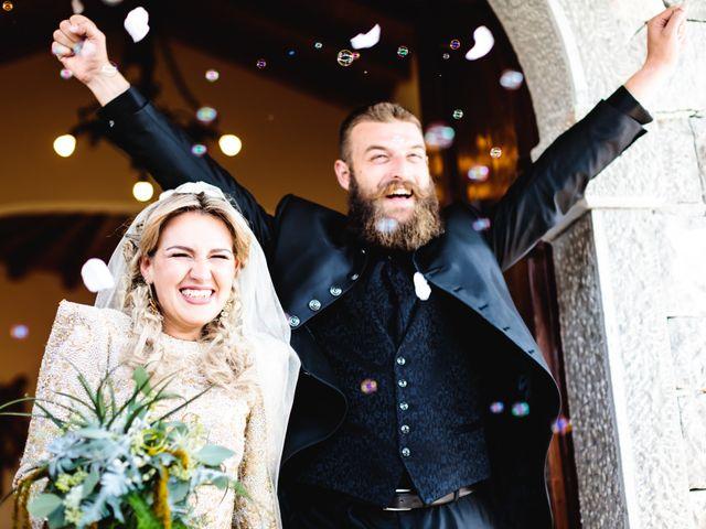 Il matrimonio di Boris e Giulia a Forgaria nel Friuli, Udine 598
