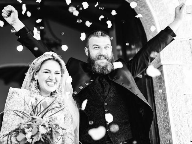 Il matrimonio di Boris e Giulia a Forgaria nel Friuli, Udine 599