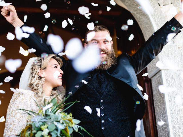 Il matrimonio di Boris e Giulia a Forgaria nel Friuli, Udine 600