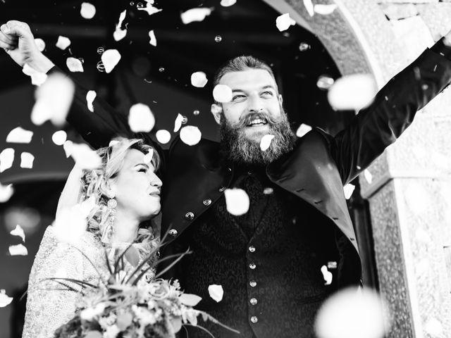 Il matrimonio di Boris e Giulia a Forgaria nel Friuli, Udine 601
