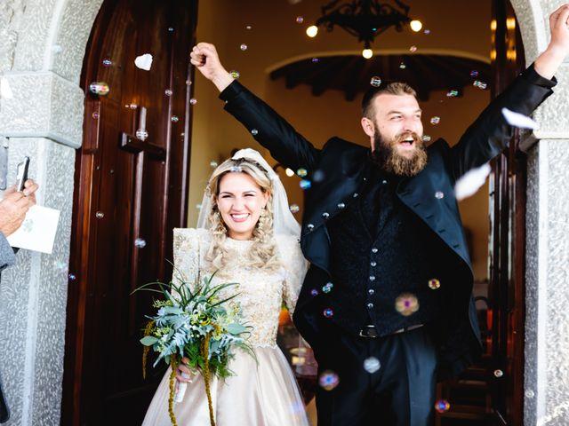 Il matrimonio di Boris e Giulia a Forgaria nel Friuli, Udine 602