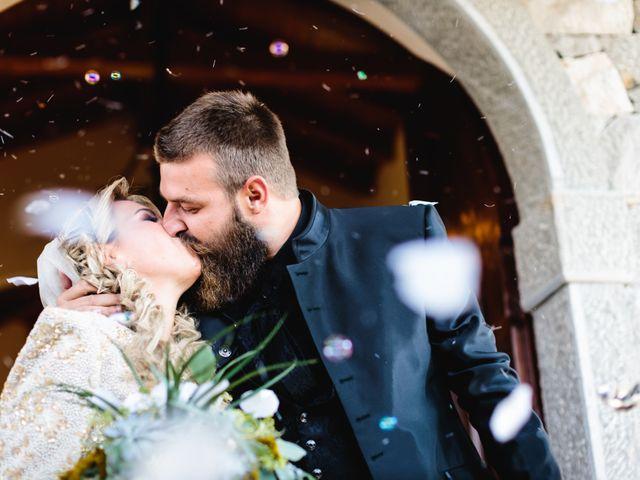 Il matrimonio di Boris e Giulia a Forgaria nel Friuli, Udine 604