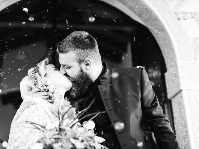 Il matrimonio di Boris e Giulia a Forgaria nel Friuli, Udine 605