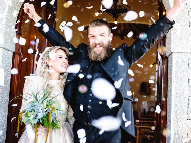 Il matrimonio di Boris e Giulia a Forgaria nel Friuli, Udine 607