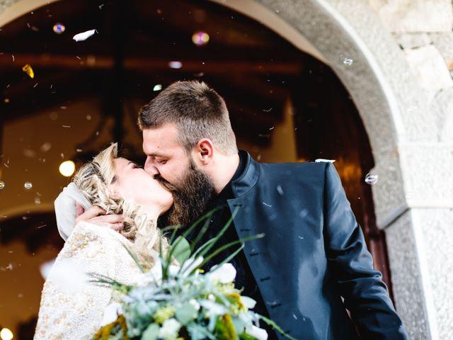 Il matrimonio di Boris e Giulia a Forgaria nel Friuli, Udine 608