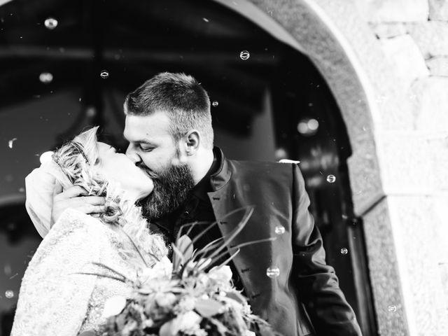 Il matrimonio di Boris e Giulia a Forgaria nel Friuli, Udine 610