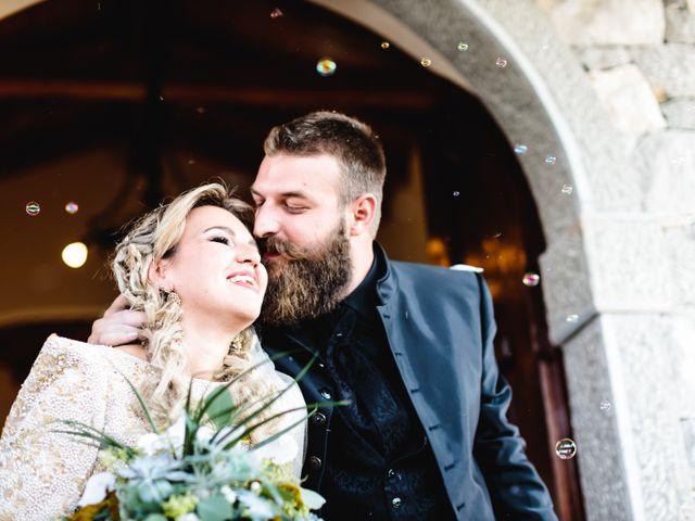 Il matrimonio di Boris e Giulia a Forgaria nel Friuli, Udine 611