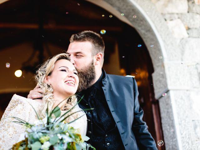 Il matrimonio di Boris e Giulia a Forgaria nel Friuli, Udine 612