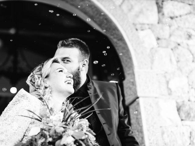 Il matrimonio di Boris e Giulia a Forgaria nel Friuli, Udine 616